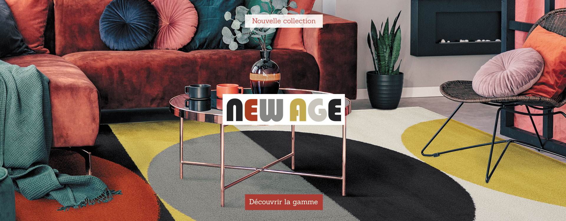 collection new age